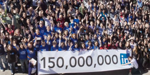 LinkedIn reaches 150 milion users
