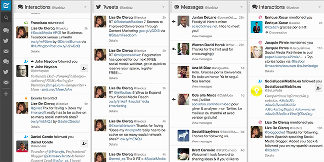 Tweetdeck (screenshot)