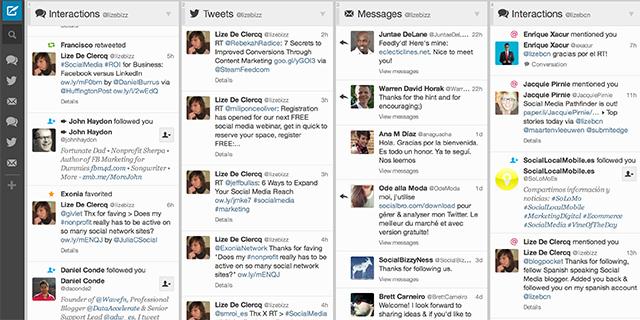 Tweetdeck (screenshot)