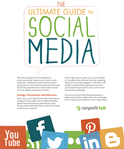 The Ultimate Guide to SocialMedia by NonProfit Hub