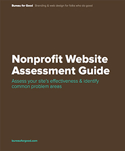 Nonprofit Website ssessment Guide by Bureau For Good