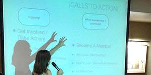 Presentation of the Webcheck Scheme for Voluntary Organizations on 22 October 2013, Malta