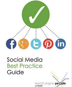 Social Media Best Practice Guide by Search Engine People