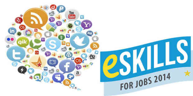 Building a Social Media Mix that fits your Audience: the case of eSkills for Jobs 2014