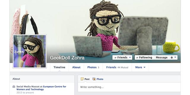 GeekDollZohra_PersonalProfile