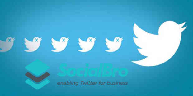 Managing Twitter Followers with Social Bro